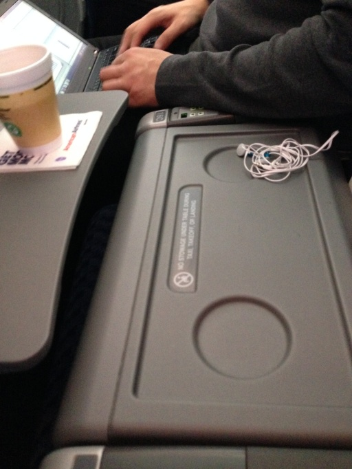airplanetray